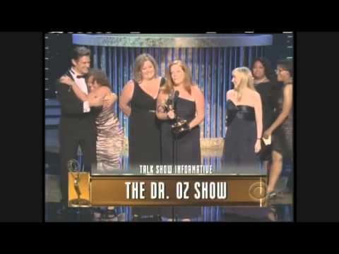 2011 Emmy's- Best Informative Show Winner- The Dr Oz Show