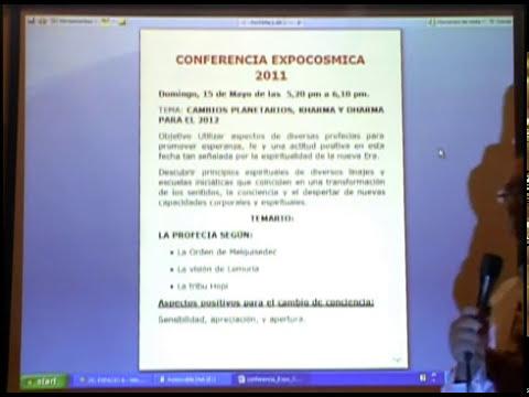 Cambios Planetarios Karma y Dharma para el 2012 con Efren Alvarez