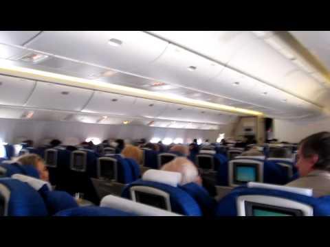 TURBULENCE on Flight BA 244 - Buenos Aires(Ezeiza) to London(Heathrow) 17.06.2012