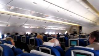 TURBULENCE on Flight BA 244 - Buenos Aires(Ezeiza) to London(Heathrow) 17.06.2012