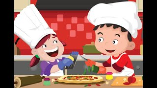 GAME FOR KID- COOKING IN THE KITCHEN