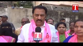 TRS Candidate Maganti Gopinath and Actor Uttej Election Campaign - Jubliee Hills  - netivaarthalu.com