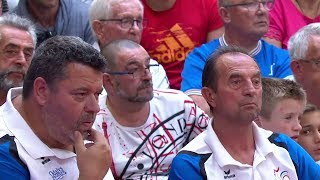 Championnat d'Europe pétanque 2017 - Finale - France vs Italie