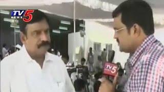 BJP Vishnu Kumar Raju Face To Face |  Vizag Assigned Lands