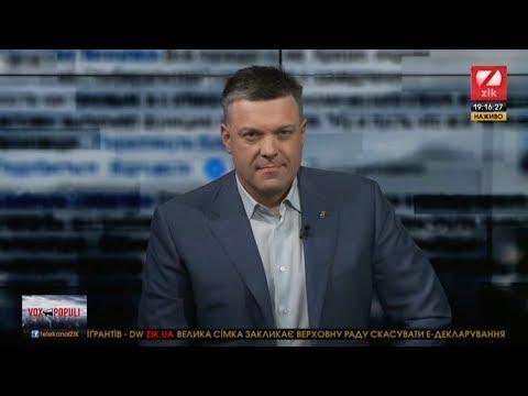 """Про влади і посади, людей і порядок, націоналістів і перемогу, - Олег Тягнибок у програмі """"Vox populi"""""""