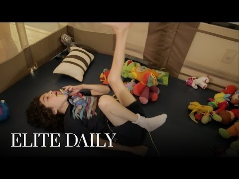 Meet The 14-year-old Who Helped Legalize Medical Marijuana In Ny [documentary] | Elite Daily video