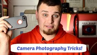 PHONE PHOTOGRAPHY TRICKS!