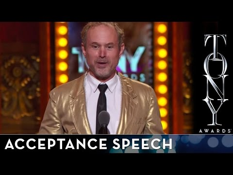 2014 Tony Awards: Acceptance Speech - Kevin Adams