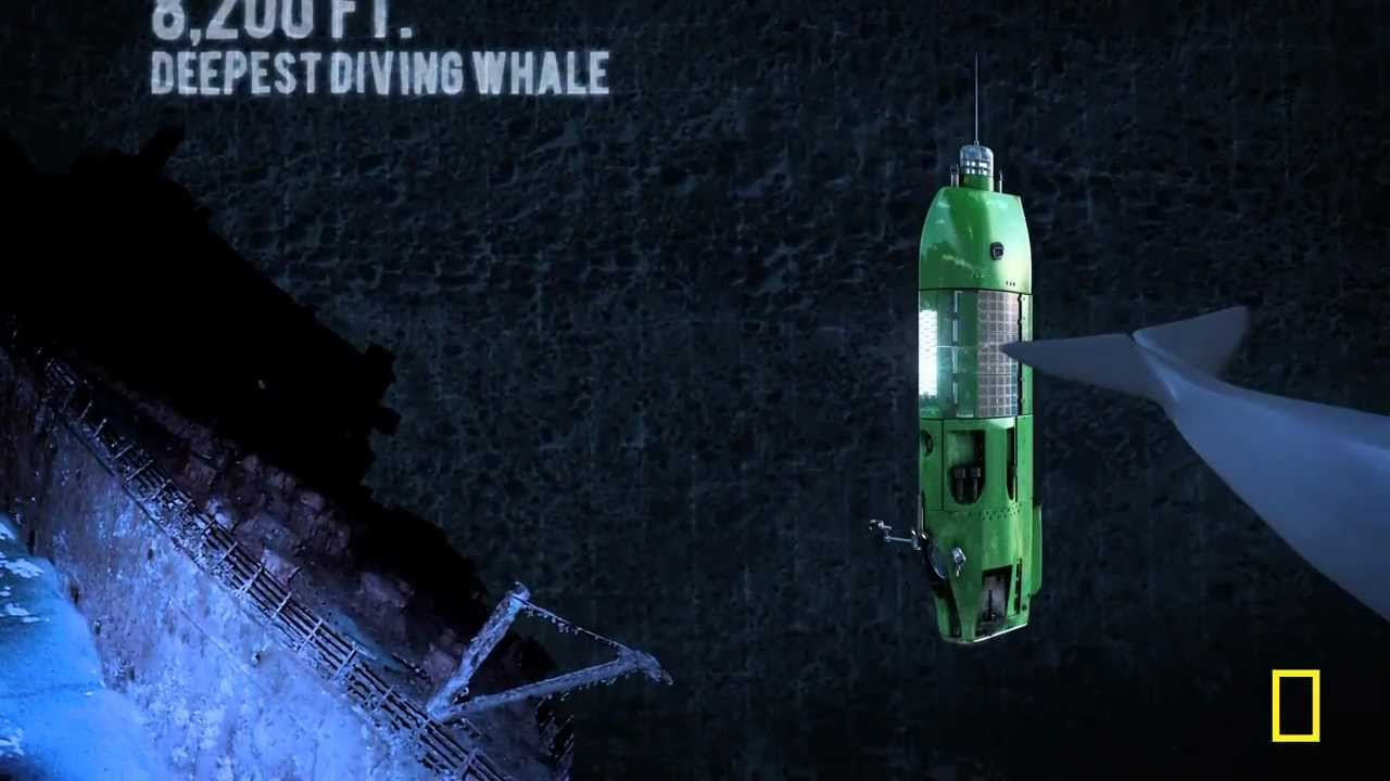 Deepsea Challenge Long Way Down Mariana Trench Youtube