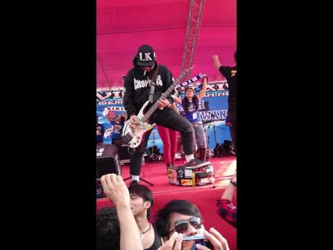 Konser Pas Band Di Taiwan video