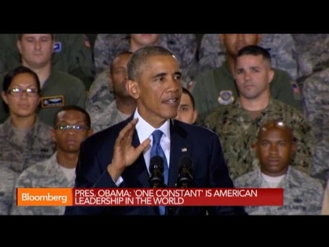 Obama on Iraq: U.S. Won't Commit to Another Ground War
