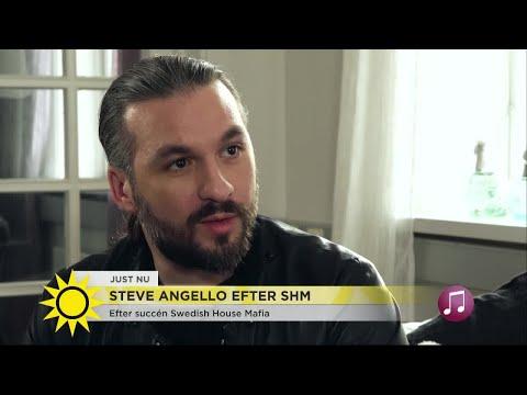 """Steve Angello om sin uppväxt: """"Det fanns inte på kartan att jag skulle lyckas"""" - Nyhetsmor"""