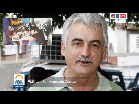 Política - por Humberto Cedraz - 06 de outubro