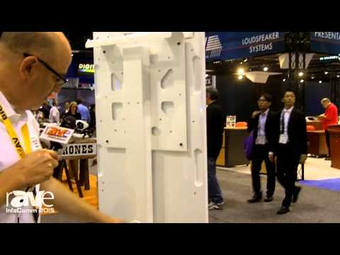 InfoComm 2015: Audio Visual Furniture Introduces kapp 42 and kapp 84 Capture Board Stands