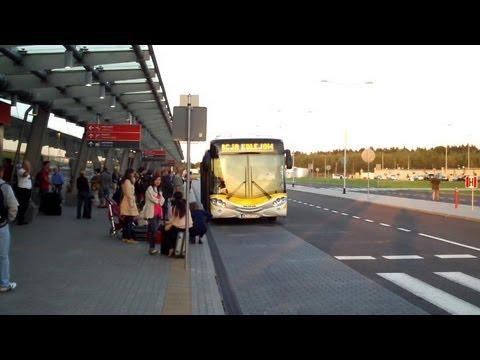 Warsaw Modlin Airport Transfer To Warszawa Centralna