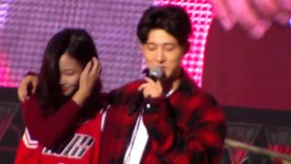 [Fancam] HanBin @ Debut Concert 5