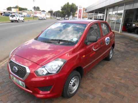 2015 DATSUN GO 1.2 MID Auto For Sale On Auto Trader South Africa