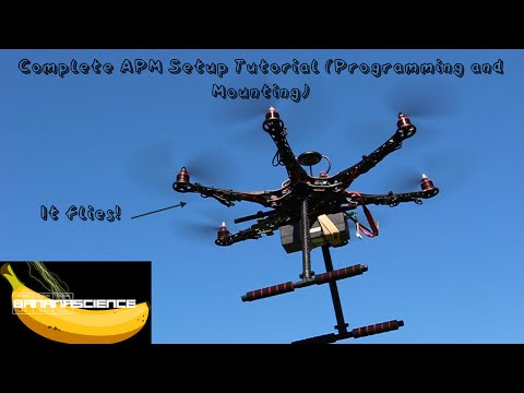 APM 2 6 Setup (Programming and Mounting)