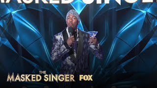Nick Hosts A Family Friendly Drinking Game | Season 2 Ep. 4 | THE MASKED SINGER