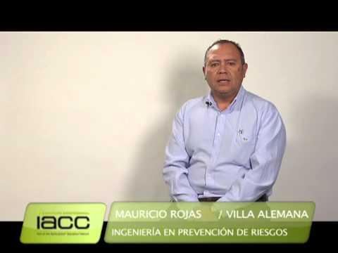 Testimonios de Egresados: Mauricio Rojas