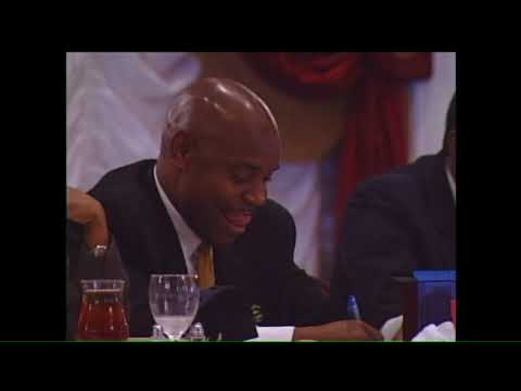 Video Vault 2002: Richmond roasts outgoing Police Chief Jerry Oliver