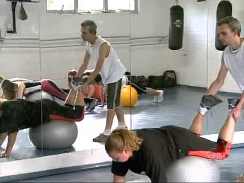 Programa Silvio Santos - Câmera Escondida: Pum no Pilates
