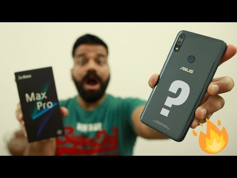 Asus Zenfone Max Pro M2 Unboxing & First Look - The NEW King🔥🔥🔥 thumbnail