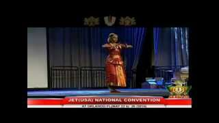 JET Convention Orlando FL May 2014 -  Bharata Natyam / Todaya Mangalam