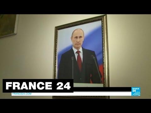 UKRAINE - RUSSIE : La Crimée un an après