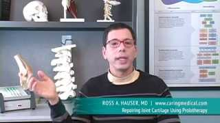 Repairing Joint Cartilage and joint instability with Prolotherapy