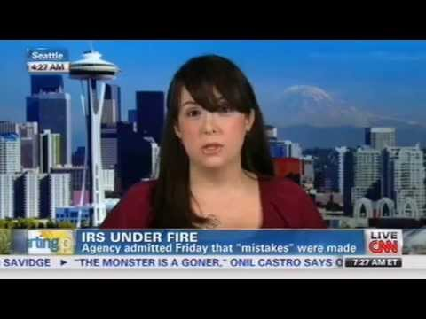 CNN Features Keli Carender of Tea Party Patriots on IRS Targeting Conservative Groups