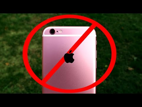 8 Reasons NOT To Buy The IPhone 6s!