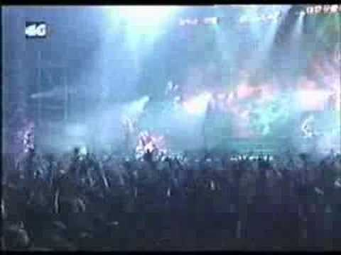 Iron Maiden - Ed Hunter Tour -  The Trooper  99