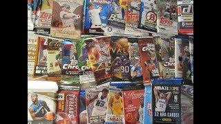 51 Random Pack Break #3  / Baseball / Football / Basketball