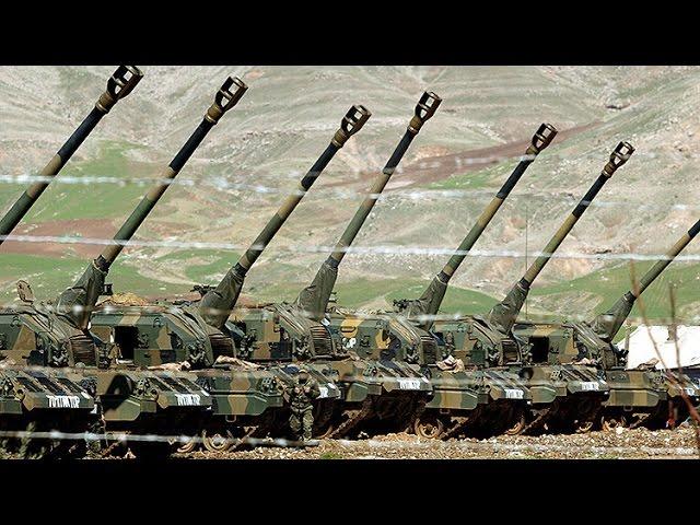 Militares turcos atacan objetivos del Ejército sirio en el noroeste