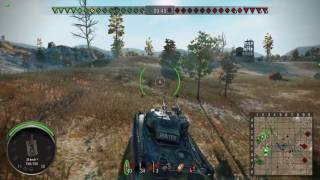 Let's Play World of Tanks (PS4) , Sherman Firefly Boilermaker