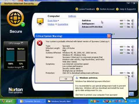 15395. mrizos. Time. Norton Internet Security 2009 Review Part 3. ratings