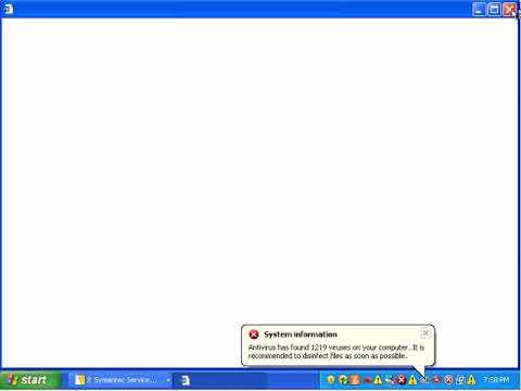 Norton Internet Security 2009 Review Part 3