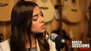 Bosco Sessions || Paula Cendejas - Tuyo (Narcos Theme Cover)