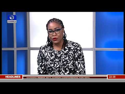 News@10: Lagos State Govt. Lights Up Streets Across The City -- 07/02/16 Pt. 3