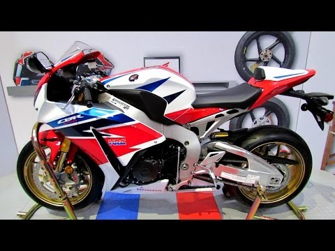 2014 Honda CBR1000RR SP Walkaround - 2014 Toronto Motorcyle Show