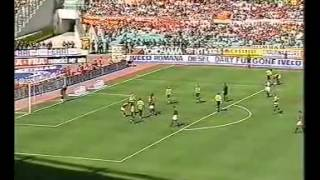 AS Roma - AC Parma 3-1 | 3° scudetto AS Roma | Full match 2° tempo 17/06/2001