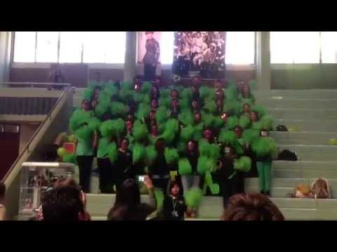 TRIPLE S BOLIVIA CBBA FANCHANT`S PARK JUNG MIN GIVE ME YOUR HEART