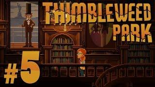 Thimbleweed Park - Making Ink - PART #5