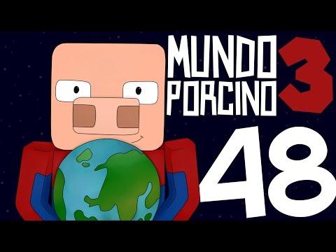 UN SPIDERCERDO GIGANTE!!  EP.48  MUNDO PORCINO TEMP.3