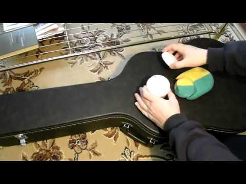 Гитарный увлажнитель своими руками 223