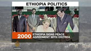 Explaining the history of politics in Ethiopia