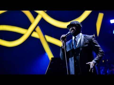 Gregory Porter - Feeling Good / Liquid Spirit at BBC Music Awards 2014