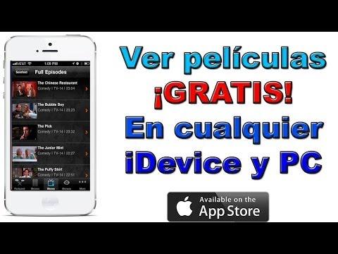 Como ver peliculas HD en español desde el iPhone iPod, iPad y PC   Peliculas Gratis Online