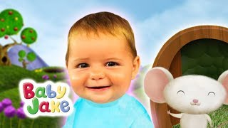 Baby Jake - Mousie in the Housie   Full Episodes   Yacki Yacki Yoggi   Cartoons for Kids